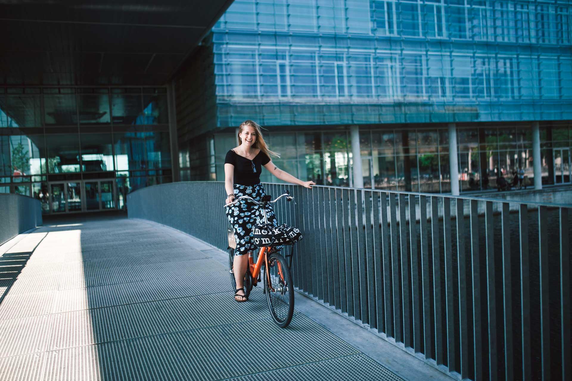 Future is bike - biciklis kultúra Dániában és a jövő városi közlekedése