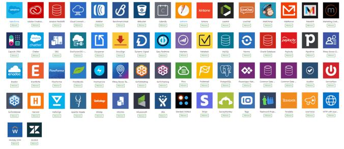Microsoft Flow Premium Connectors