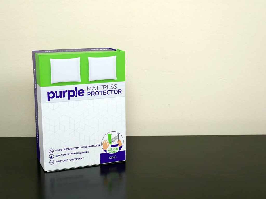 Purple Mattress Protector Review (2021)