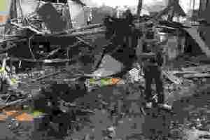 Πακιστάν: 44 ύποπτοι υπό κράτηση για τη βομβιστική επίθεση στο Κασμίρ