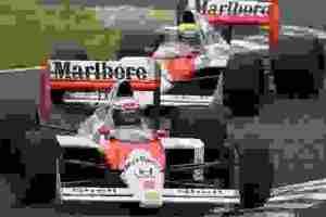 Στη Suzuka είχαν κλέψει τον τίτλο από τον Senna - Contra.gr