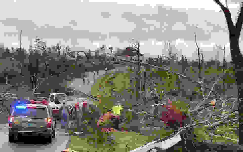 Στους 23 οι νεκροί από τον καταστροφικό ανεμοστρόβιλο στην Αλαμπάμα - Ειδήσεις - νέα