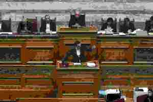 Alexis Tsipras Survives Confidence Vote in Greece's Parliament
