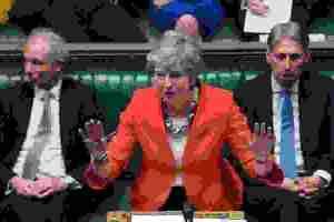 Brexit: Απορρίφθηκε από το Κοινοβούλιο η πρόταση Μέι - Ειδήσεις - νέα