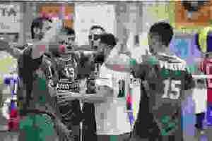 Volleyleague Ανδρών: Διπλό τριάδας για τον Παναθηναϊκό στη Σύρο - Βόλεϊ