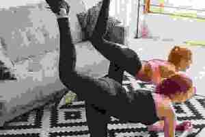 Χαλάρωση γλουτών; Δοκίμασε αυτές τις ασκήσεις της Tracy Anderson για σύσφιγξη στο σπίτι