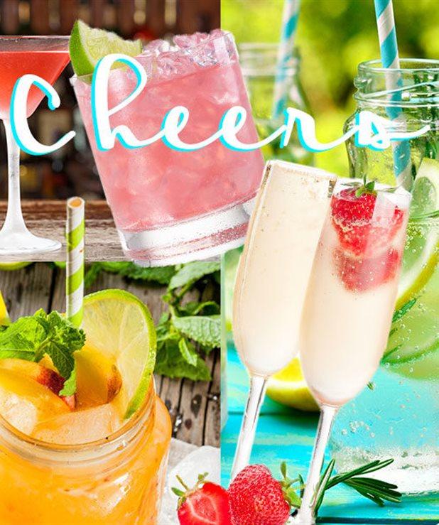 Αυτά είναι τα κοκτέιλ που θα πίνεις το καλοκαίρι χωρίς να φοβάσαι τις θερμίδες