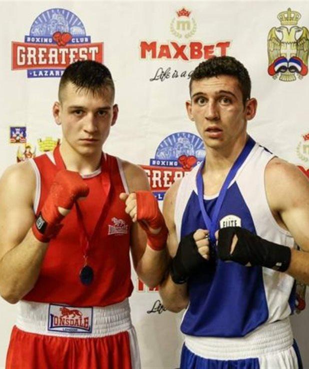 Επέστρεψε η αποστολή του Elite Boxing Club και του Target Boxing Club από την Σερβία