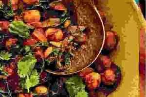 Συνταγή για ρεβίθια με άρωμα garam masala (γκαράμ μασάλα) - Shape.gr