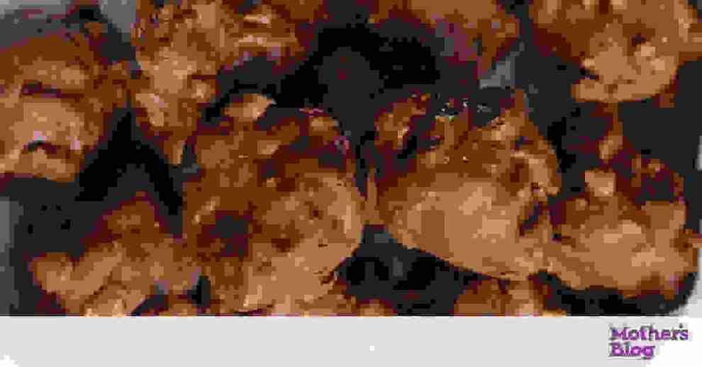 Τρουφάκια 5 υλικών με σοκολάτα γάλακτος και αμύγδαλο