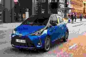 Ανακαλούνται 334 Toyota Yaris στην Ελλάδα
