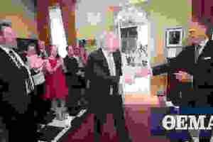 Βρετανία: Ο Μπόρις Τζόνσον έστειλε e-mails και παραβίασε προσωπικά δεδομένα