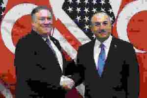Επικοινωνία Τσαβούσογλου με Πομπέο για S-400 και F-35 - Ειδήσεις - νέα - Το Βήμα Online