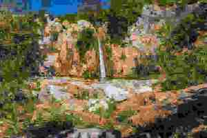 Μια ονειρική όαση δροσιάς μια ανάσα από την Αθήνα