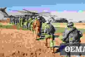 Οι ΗΠΑ στέλνουν στρατό στη Σαουδική Αραβία