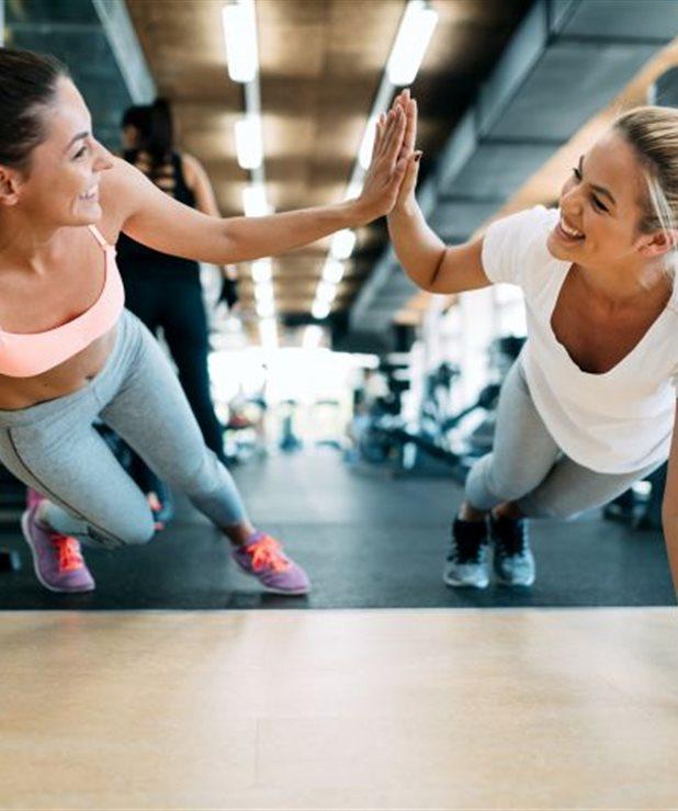 Πέντε συμβουλές για να μη σταματήσετε τη γυμναστική