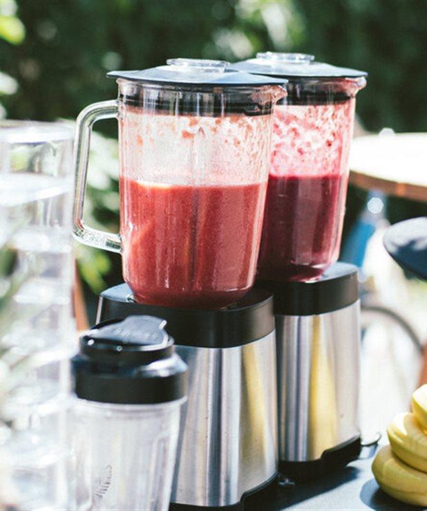 Πρήξιμο στην κοιλιά: 3 smoothies για να το καταπολεμήσεις, πριν φύγεις για διακοπές