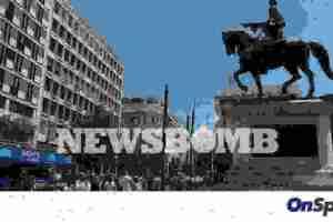 Σεισμός Αθήνα:  Η στιγμή που ο σεισμός «χτυπά» την Αττική - Σοκαριστικό βιντεο