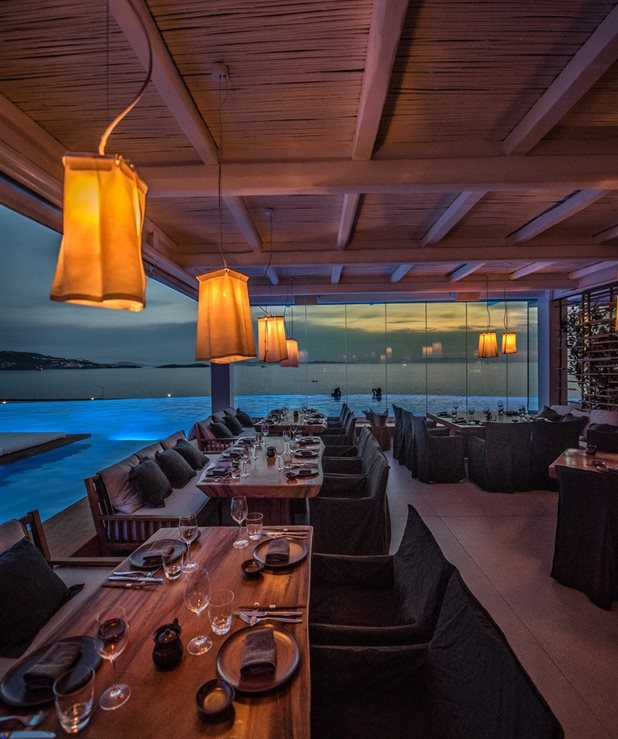 OVAC: Η επιτομή του απόλυτου luxury lifestyle dining