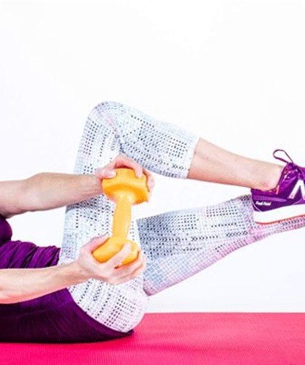 Αποκτήστε επίπεδη κοιλιά σε μόλις 3 λεπτά!