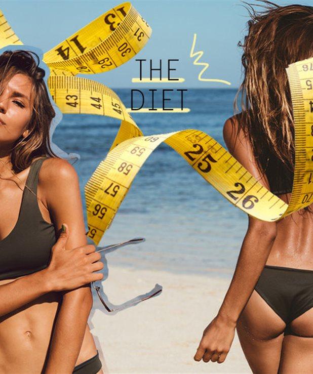 """Δίαιτα στο νησί; Αυτό το πρόγραμμα θες να ακολουθήσεις για να μην """"γκρεμίσεις"""" όσα έχτιζες, αλλά και για να μην στερηθείς"""