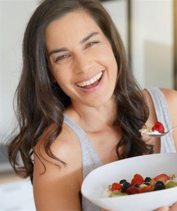 Οι κορυφαίες τροφές για την εμμηνόπαυση