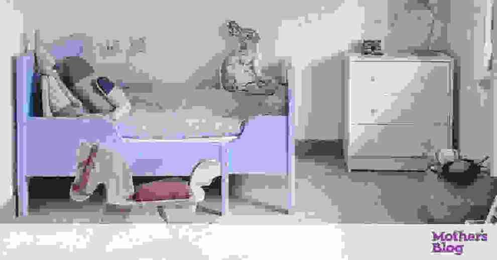 Το δωμάτιο του νηπίου με βάση το μοντεσσοριανό σύστημα (vid&pics)