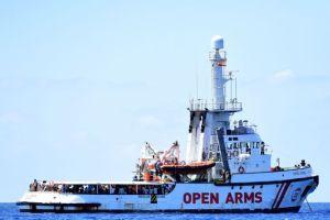 Open Arms: Ισπανία και Ιταλία έχουν συμφωνήσει την αποβίβαση των μεταναστών στη Μαγιόρκα