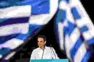 Opinion | The Adults Are Back in Charge of Greece. And They Are Really Right-Wing.