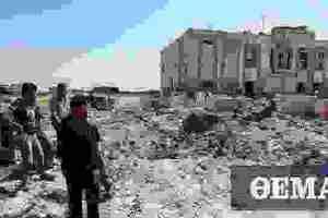 Συρία: Αμερικανική η επίθεση με τους 40 νεκρούς τζιχαντιστές