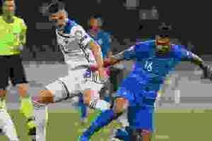 Ελλάδα - Βοσνία: Το πρώτο γκολ του Παυλίδη με τη  γαλανόλευκη