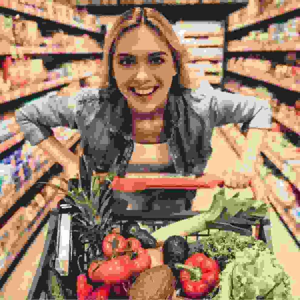 5 λάθη που κάνεις όταν ψωνίζεις τρόφιμα από το supermarket