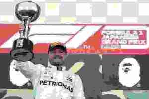 GP Ιαπωνίας: Νικητής ο Μπότας - Πρωταθλήτρια κατασκευαστών η Mercedes