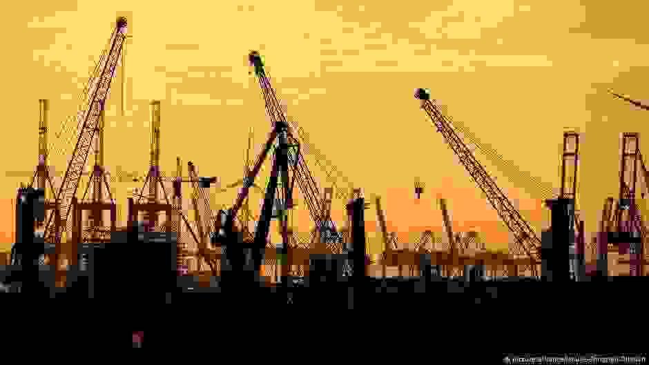 Η γερμανική οικονομία αποφεύγει οριακά την ύφεση | DW | 14.11.2019