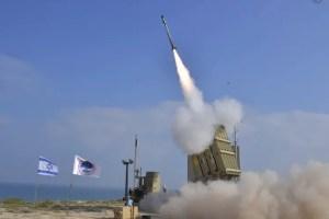 Ισραήλ: Το σύστημα αντιπυραυλικής άμυνας αναχαίτισε τέσσερις ρουκετών από τη Συρία