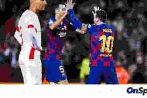 «Πεντάσφαιρη» νίκη για Μπαρτσελόνα με γκολ «ποίημα» από Σουάρες (videos)