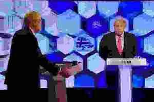 Βρετανία : Ο Κόρμπιν «ροκανίζει» το προβάδισμα του Τζόνσον