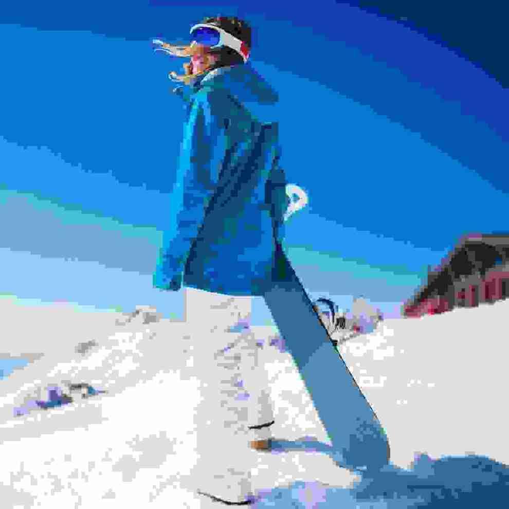 Θέλεις να ξεκινήσεις snowboard; Τα οφέλη του και μερικά tips για τα πρώτα μαθήματα - Shape.gr