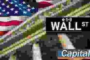 Κοντά σε ιστορικά ρεκόρ έκλεισε η Wall Street