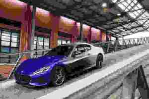 Ο λόγος που αυτή η Maserati GranTurismo έχει ιδιαίτερο χρώμα