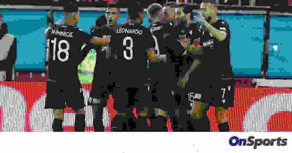 ΠΑΟΚ: To διπλό μήνυμα της ΠΑΕ μετά το ντέρμπι με το Ολυμπιακό (photos)