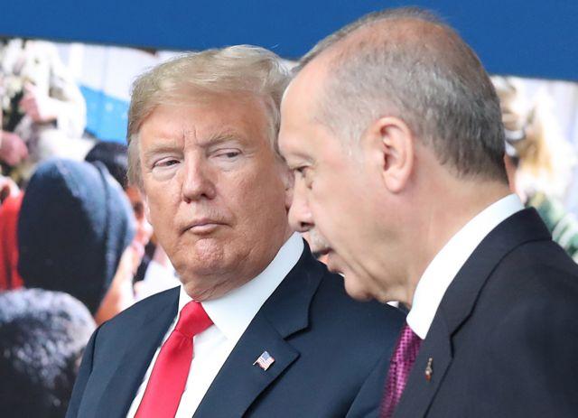 Σύμβουλος Τραμπ : Θα βάλουμε τον Ερντογάν στη θέση του