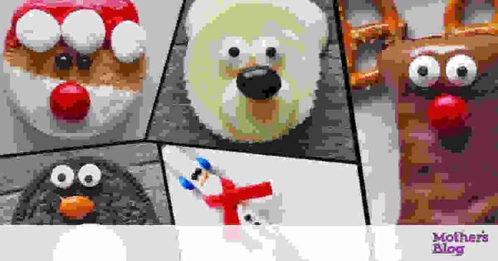 Χριστουγεννιάτικα κεράσματα για παιδιά - Θα ενθουσιαστούν (vid)