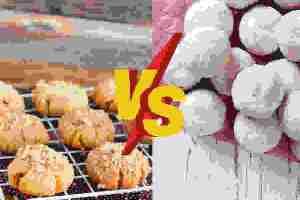 Mελομακάρονα ή κουραμπιέδες; Η διαιτολόγος συστήνει