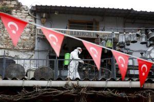 Τουρκία: 37 νέοι θάνατοι από κορωνοϊό – Πάνω από 10.000 τα κρούσματα