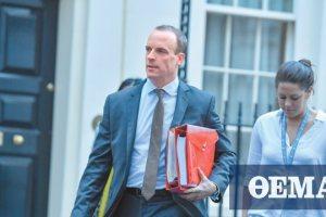 Κορωνοϊός στη Βρετανία: Ο Ντομινίκ Ράαμπ έτοιμος να παίξει τον ρόλο του «Designated Survivor»