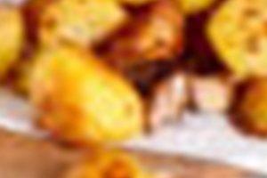 Μους σοκολάτας με κρέμα μπανάνας