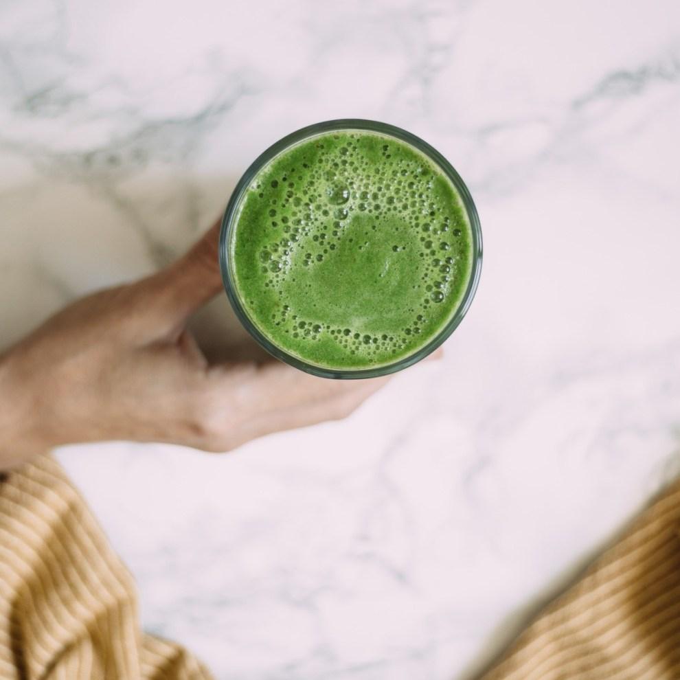 Το τέλειο πράσινο smoothie για αποτοξίνωση - Shape.gr