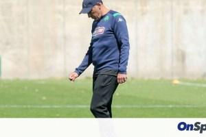 «Βόμβα» στον Παναθηναϊκό: Φεύγει μετά τα playoffs ο Δώνης!