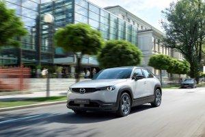 Έρχεται το ηλεκτρικό Mazda